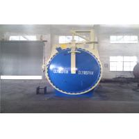Best Safety Rubber / Wood Chemical Autoclave Door For Vulcanizing Industrial ,φ2m wholesale
