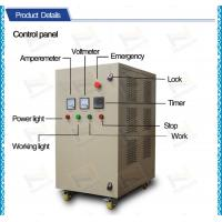 Best Air Compressor Ozone Generator For Swimming Pool , cleanor PSA Oxygen Plant wholesale