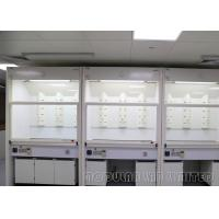 Best Cupboard Design Ductless Fume Hood Adjustable Air Speed 1500*800*2465mm External Size wholesale
