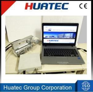 China WRT Magnetic Rope Detector Steel Rope Wire Rope Internal External Flaw Detector HRD-100 on sale