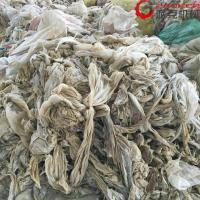 China PE PP Film Plastic Washing Machine , Plastic Recycling Machine Single Screw on sale