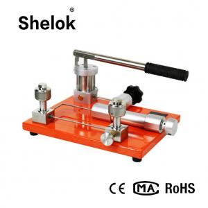 Best Benchtop pneumatic pressure calibrator pressure gauge calibration machine wholesale