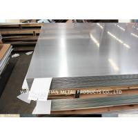 China ASTM 309S Cold Rolled Stainless Steel Sheet With 2B / BA Finish H2S Resistance on sale