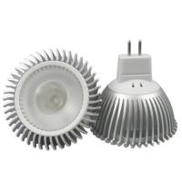 China 6000K Cool/warm White Epistar High Power LED Spotlights 3W For Commercial LED Lighting on sale