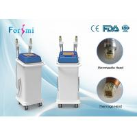 Best Hot Sale!!! Two Heads Thermage RF Skin Rejuvenation Machine / Acne Removal wholesale