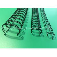 Best Recipe / Album Coated Surface Twin Loop Wire Binding Firmly With 80Gsm Paper wholesale