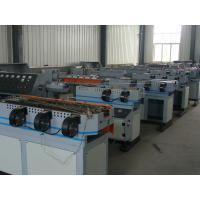 Best Single Wall Corrugated Plastic Corrugated Pipe Extruding  Machine With Large Diameter wholesale