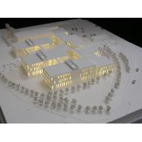 Best 3D Beautiful Architectural Model Maker ABS For City Towers Planning wholesale