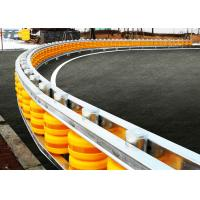 Cheap Hot Sale Safety Rolling Barrier For Median Strip Color Is Customized for sale