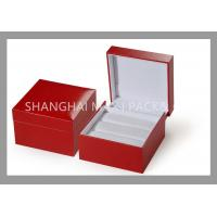 Best Girls Mens Flat Rustic Fancy Jewelry Box For Bracelets And Necklaces Chains wholesale