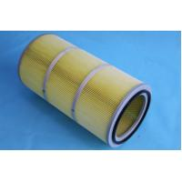 Best Oil Water Repellent Dust Filter Cartridge Not Sticky Customized Dimension wholesale