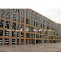 China Multi Functional Commercial Steel Buildings High Rise Metal Structure Shopping Centres on sale