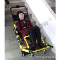Buy cheap Chair Stretcher for old people , Electric Climbing Chair , Electric Evacuation Chair product