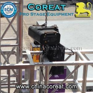 Best 500kg truss motor rigging hoist 220V 380V 415V wholesale