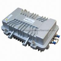 China 2-output Outdoor Optical Receiver, Philips Module, 1GHz Outdoor 2 Outputs Optical Receiver on sale