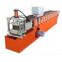 Best Galvanized Steel Rolling Shutter Making Machine For Corrugated Roof Sheet wholesale