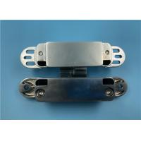 China Custom Made Aluminum Continuous Hinge , Heavy Duty Piano Hinge For Doors on sale
