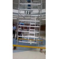 Best Home Built - In Ladder Aluminium Mobile Scaffold / Multi Purpose Scaffold Towers wholesale