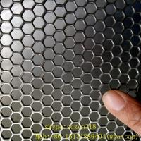 Buy cheap powder coating stainless steel 304 316 perforated hole panels from wholesalers
