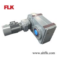 Best High Ratio F Series Helical Reduction Gearboxes with inline helical gear Motors wholesale