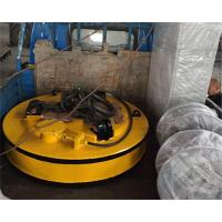 China High Capacity Electro Lifting Magnets / Grade A Steel Plate Lifting Magnets on sale