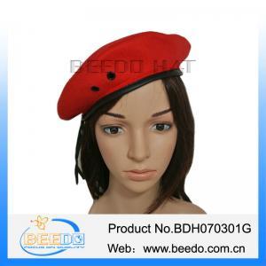 Best Fashion beret hat for women wholesale