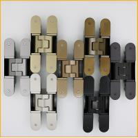 Best european invisible hinges for wood folding doors wholesale
