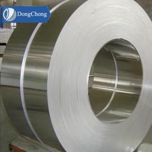 China Rust Proof Aluminium Coil Strip For Aluminium Plastic Pipe / Tube CC DC Material on sale