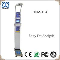 China DHM-15A electronic metal china digital kitchen weighing scale 500kg height measuring personal scale on sale