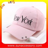 Best QF17040 trendy fashion cotton snapback cap  logo can be customized. wholesale