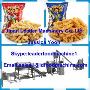 Best Best quality Automatic Kurkure/Cheetos Snacks food processing Equipment wholesale