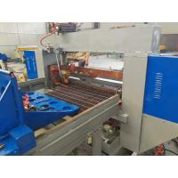 China Mitsubishi PLC Automatic Steel Grating Welding Machine For City Gutterway on sale