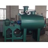 Best 5000 Litre Vacuum Drying Equipment Harrow Dryer Stirring Rod With Heating Jacket wholesale