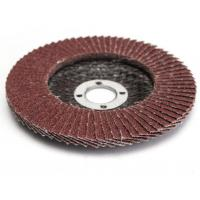 China GRINDING WHEELS-TYPE 27 Abrasive Blaze R980P CA Coarse Grit Center Mount Plastic Flat Flap Disc on sale