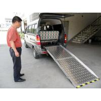 China Wheelchair Ramp for Van on sale