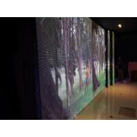 China Front Access SMD LED Video Panel , Full Color RGB P5.95 LED Advertising Display Screen on sale