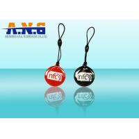 China Crystal Epoxy Waterproof Custom NFC Tags Android With 1-5 Cm Reading Range on sale