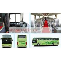 China more than 50 seats 12 meters Tourist bus YS6120E4Q1 on sale
