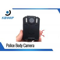 Buy cheap Waterproof Wireless Body Camera Recorder Police Force Tactical Body Camera product