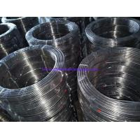 Best Stainless Steel Coil Tubing, A269 TP304 / TP304L / TP310S / TP316L, bright annealed , 1/4 INCH BWG18 FOR SHIPYARD wholesale
