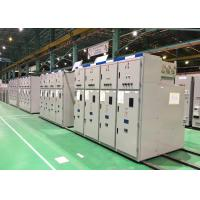 Best Indoor High Voltage Gas Insulated Switchgear 35kv With Cabinet Structure wholesale