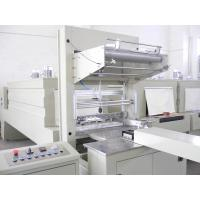China Water Production Line Automated Packaging Machines Bottle PE Film Shrink Wrapped on sale