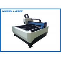 China 1000 Watt Fiber Laser Cutting Equipment For Carbon Steel Metal Sheet on sale