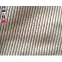 Best 100% Cotton 11W  solid dyed corduroy fabric for garments wholesale