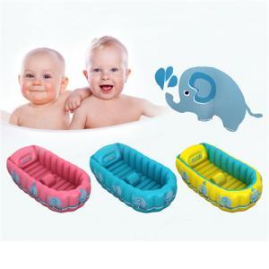 Best Folding Portable Inflatable Baby Bathtub,Children Washbowl Tub,Baby Swimming Pool wholesale