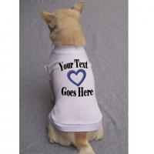 3 Colors Cotton Pet Dog Polo Shirt Shining Stars Shirt Size XS S M L