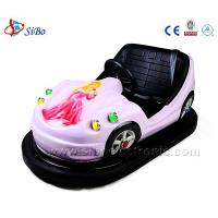 Best Sibo Attractive Kids Car Amusement Rides Electrical Bumper Cars For Family Center wholesale