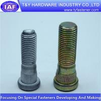 China Factory made High-ranking carbon steel wheel bolt on sale