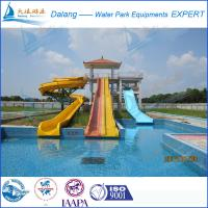 Best Kids Swimming Pool Water Slide iso 9001 wholesale