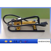 Best CFP - 800 Hydrauic Foot Pump Used In Overhead Line Construction wholesale